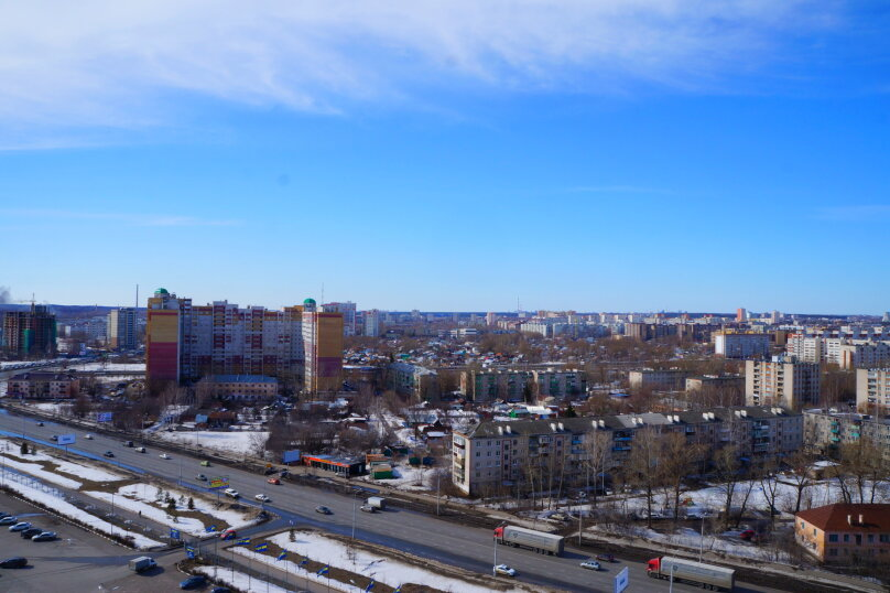 1-комн. квартира, 50 кв.м. на 4 человека, Проточная улица, 6, Казань - Фотография 3