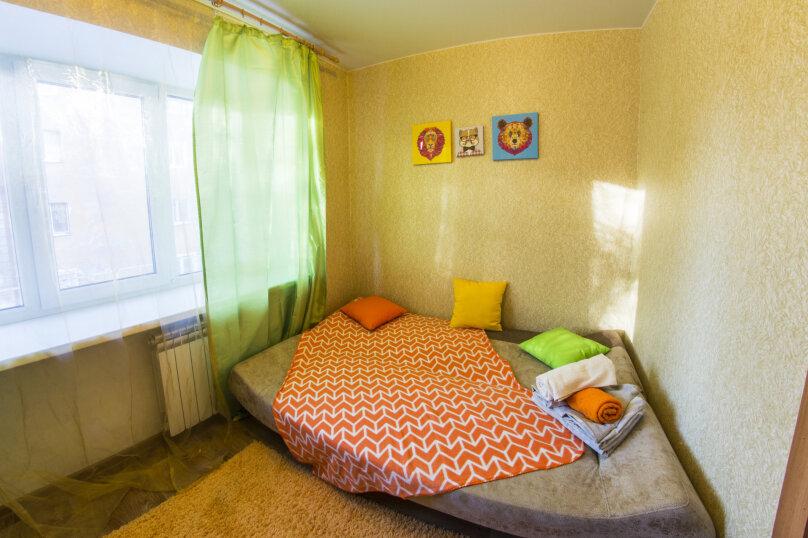2-комн. квартира, 40 кв.м. на 4 человека, проспект Карла Маркса, 48А, Омск - Фотография 17