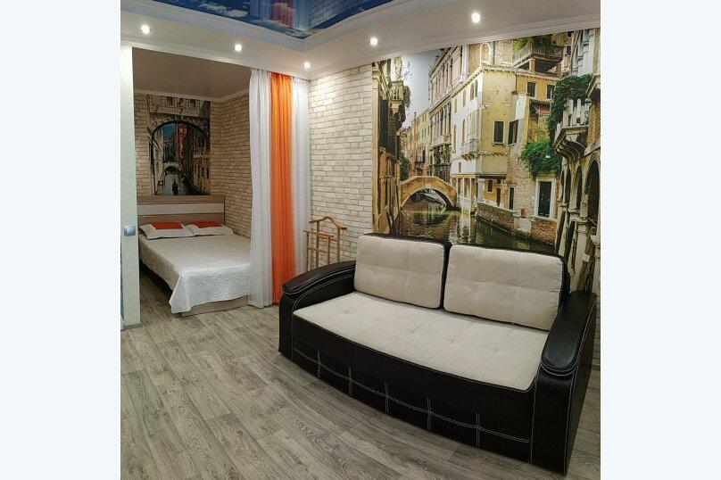1-комн. квартира, 35 кв.м. на 4 человека, проспект Октябрьской Революции, 43, Севастополь - Фотография 18