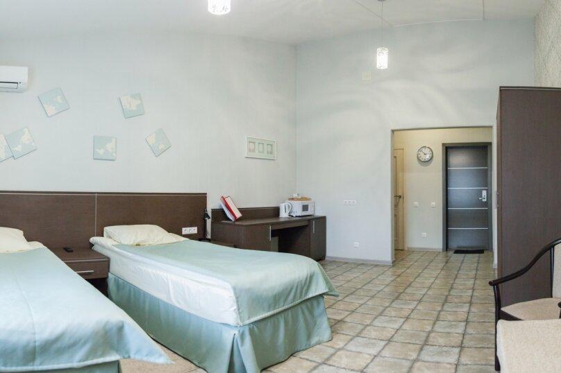 """Отель """"А108"""", 2-я Производственная улица, 21 на 26 номеров - Фотография 26"""