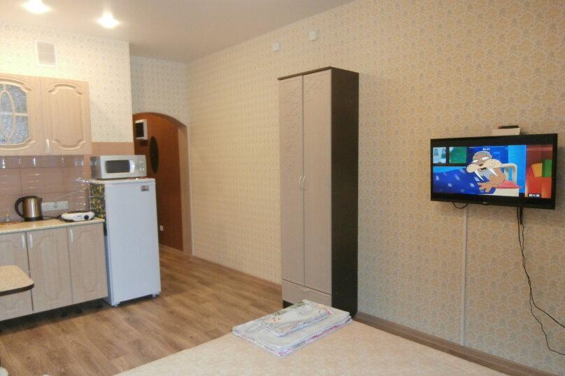 1-комн. квартира, 24 кв.м. на 2 человека, улица Гоголя, 80, Иркутск - Фотография 2