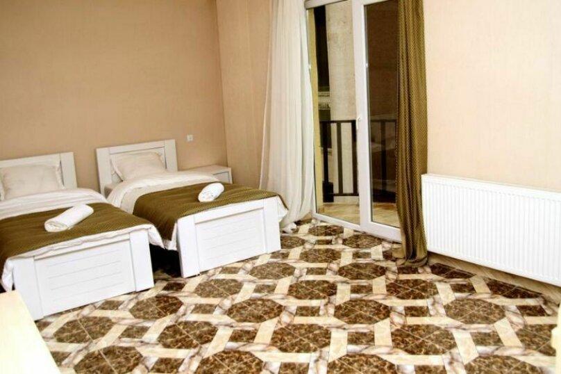 Двухместный номер с 2 отдельными кроватями, улица Арчила Цагарели, 74, Тбилиси - Фотография 1
