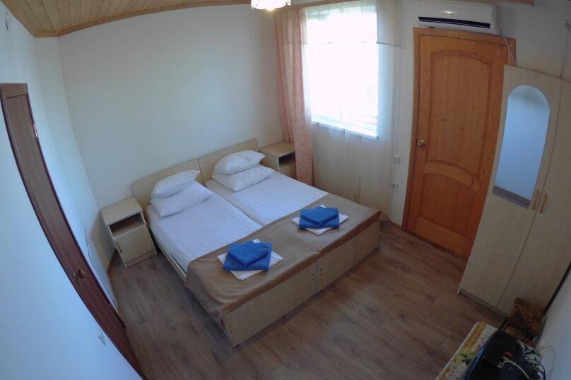 Бюджетный 4-х местный номер без балкона 7 корпус, Пейзажная, 41, Лоо - Фотография 1