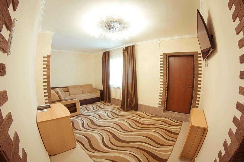 Квартира, Горный проезд, 1А, Абзаково - Фотография 1