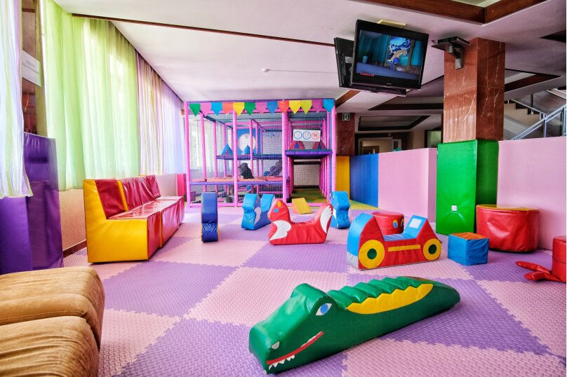 """Отель """"AZIMUT Hotel Prometey Nebug"""", территория ОК Прометей, 1 на 264 номера - Фотография 8"""