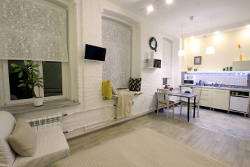 1-комн. квартира, 37 кв.м. на 3 человека, улица Всеволода Вишневского, Санкт-Петербург - Фотография 3