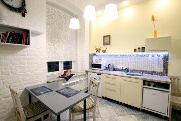1-комн. квартира, 37 кв.м. на 3 человека, улица Всеволода Вишневского, Санкт-Петербург - Фотография 4