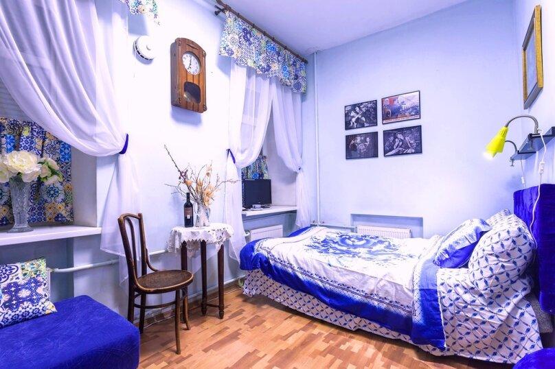 1-комн. квартира на 3 человека, Стахановцев, 9а, Санкт-Петербург - Фотография 7
