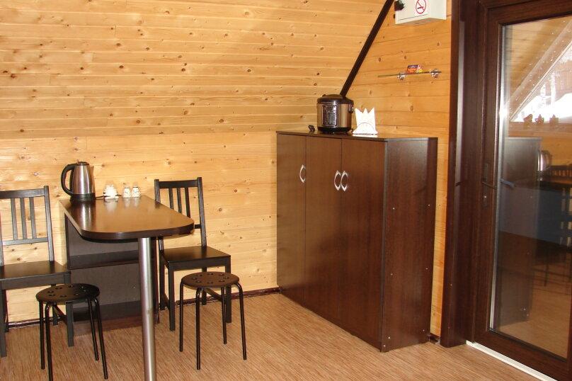 Дом под ключ, 32 кв.м. на 4 человека, 1 спальня, Весенняя улица, 1А, Шерегеш - Фотография 6