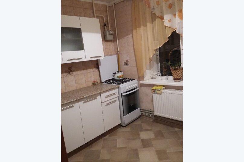 1-комн. квартира, 38 кв.м. на 4 человека, Севастопольская улица, 20, Новофёдоровка, Саки - Фотография 6