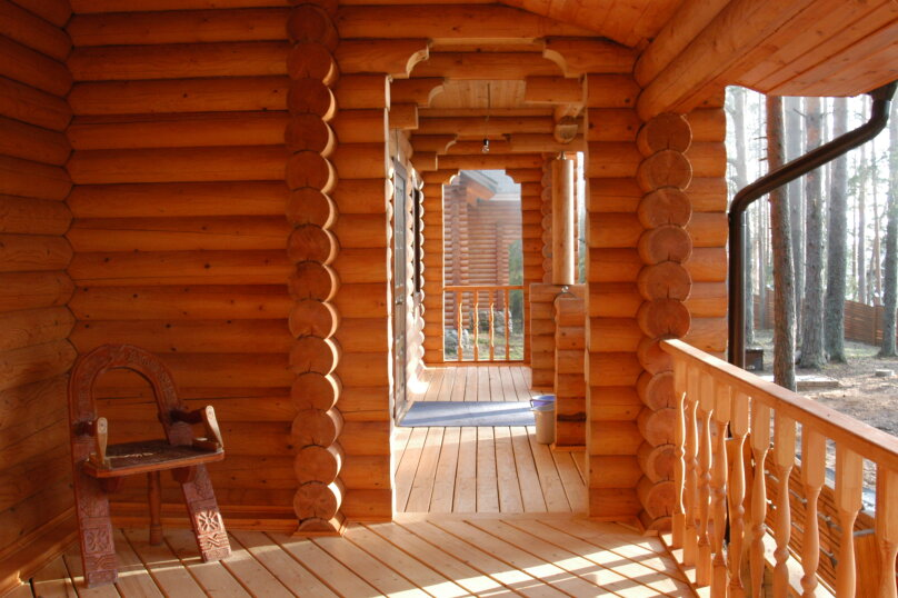 """Гостевой дом """"HillSide"""", д. Высокое, местечко Родничковое на 5 комнат - Фотография 5"""
