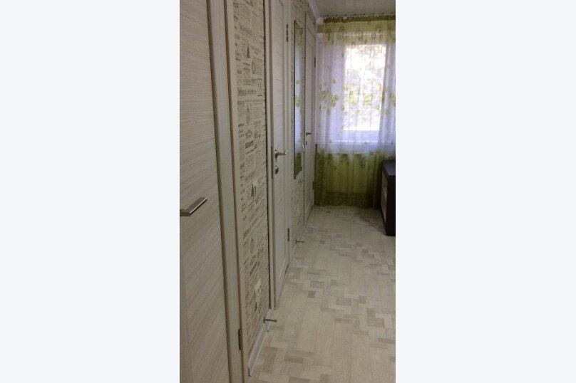 1-комн. квартира на 4 человека, Севастопольская улица, 13Б, Новофёдоровка, Саки - Фотография 8