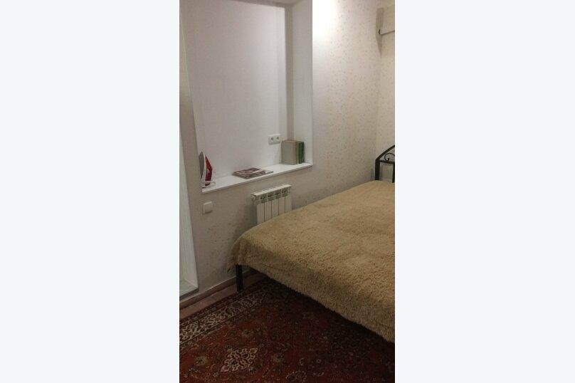 1-комн. квартира на 4 человека, Севастопольская улица, 13Б, Новофёдоровка, Саки - Фотография 14