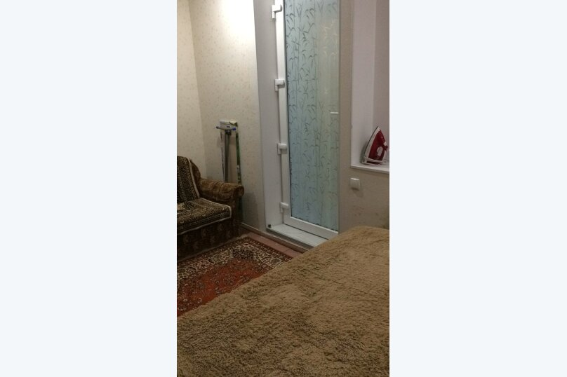 1-комн. квартира на 4 человека, Севастопольская улица, 13Б, Новофёдоровка, Саки - Фотография 16