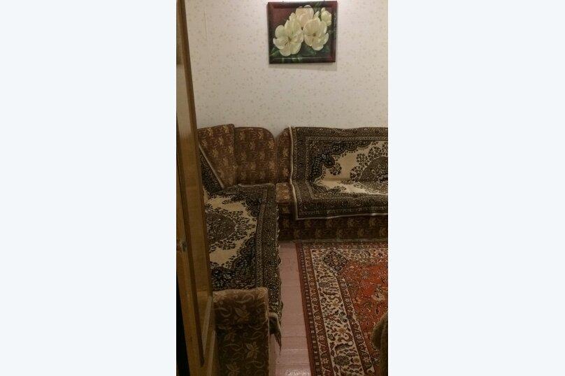 1-комн. квартира на 4 человека, Севастопольская улица, 13Б, Новофёдоровка, Саки - Фотография 17