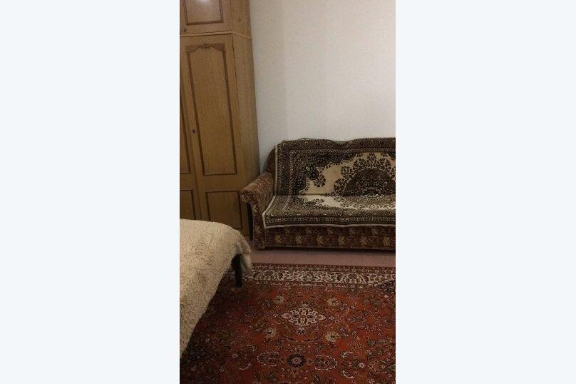 1-комн. квартира на 4 человека, Севастопольская улица, 13Б, Новофёдоровка, Саки - Фотография 20