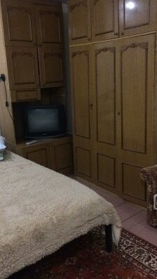 1-комн. квартира на 4 человека, Севастопольская улица, 13Б, Новофёдоровка, Саки - Фотография 1