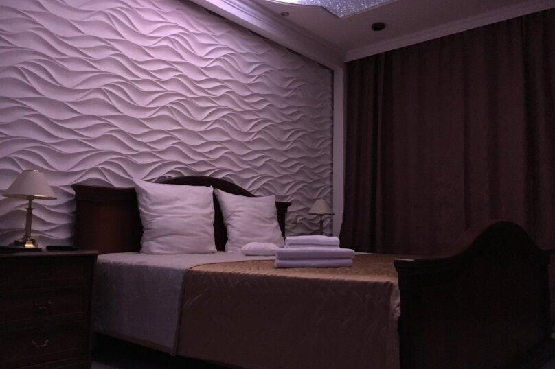 Номер полулюкс COSMOS #10 с оригинальным дизайном, двуспальной кроватью, диваном и собственной ванной комнатой, Красногорский бульвар, 24, Красногорск - Фотография 6