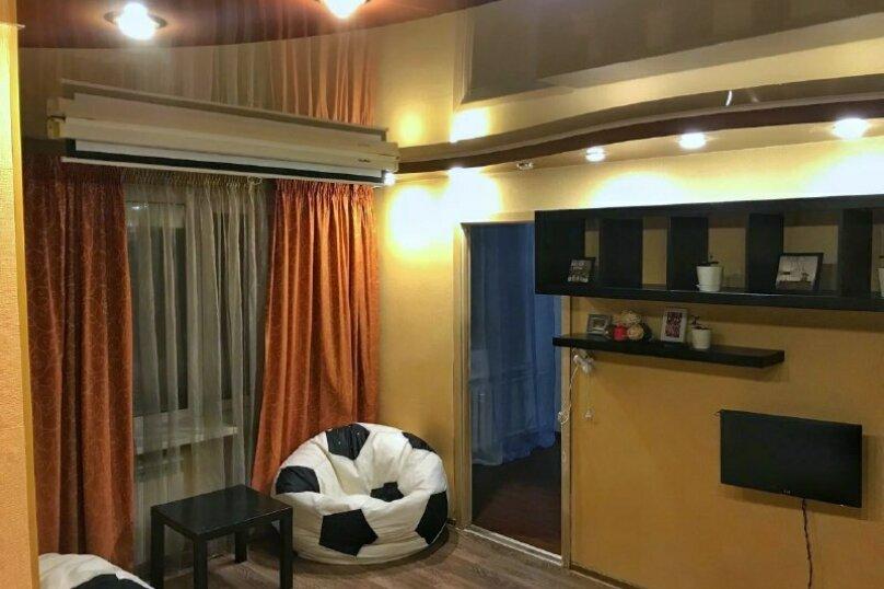 2-комн. квартира, 60 кв.м. на 4 человека, улица Шотмана, 3, Петрозаводск - Фотография 2