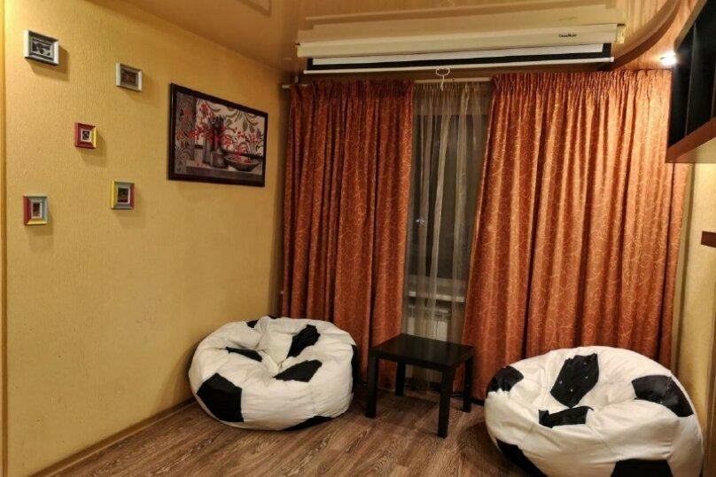 2-комн. квартира, 60 кв.м. на 4 человека, улица Шотмана, 3, Петрозаводск - Фотография 4