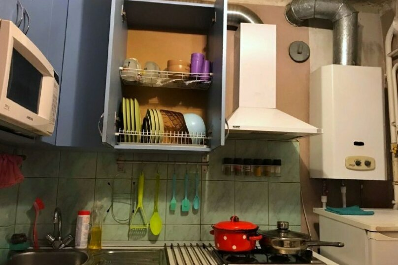 2-комн. квартира, 60 кв.м. на 4 человека, улица Шотмана, 3, Петрозаводск - Фотография 10