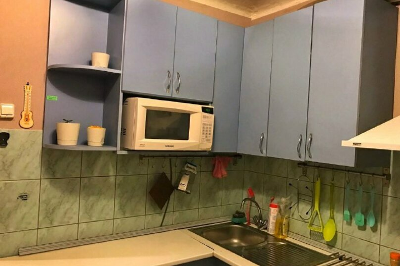 2-комн. квартира, 60 кв.м. на 4 человека, улица Шотмана, 3, Петрозаводск - Фотография 11