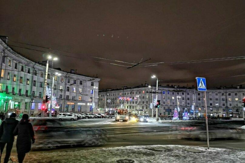 2-комн. квартира, 60 кв.м. на 4 человека, улица Шотмана, 3, Петрозаводск - Фотография 15