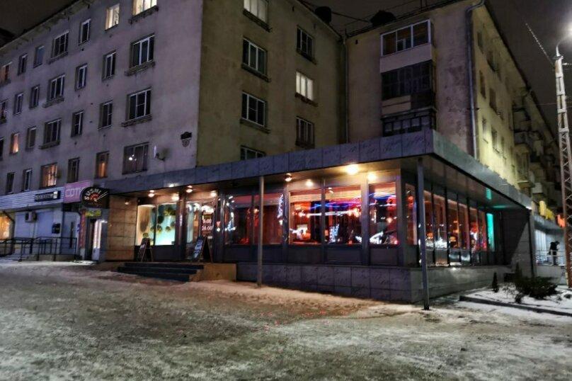2-комн. квартира, 60 кв.м. на 4 человека, улица Шотмана, 3, Петрозаводск - Фотография 21