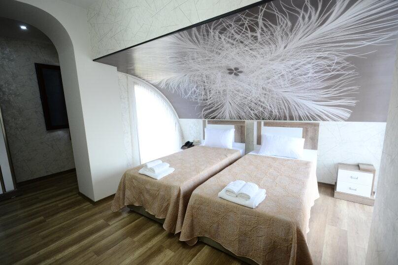 """Отель """"Dream Tower Hotel"""", Шоссе аэропорта, 64а на 32 номера - Фотография 28"""