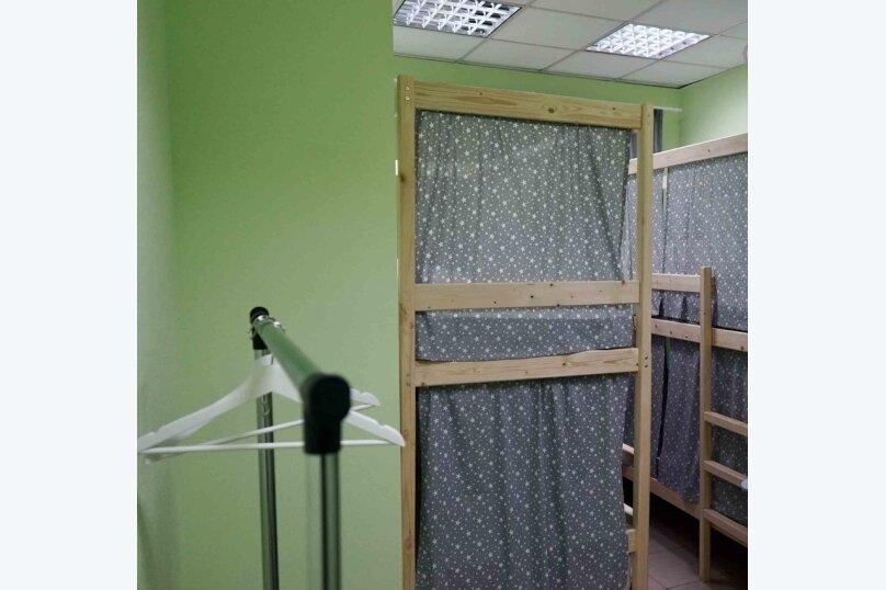 Кровать в общем 8-ми местном номере, Дубининская улица, 11/17с2, Москва - Фотография 1