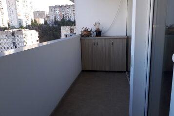 2-комн. квартира, 60 кв.м. на 2 человека, улица Сулхана Цинцадзе, Тбилиси - Фотография 4