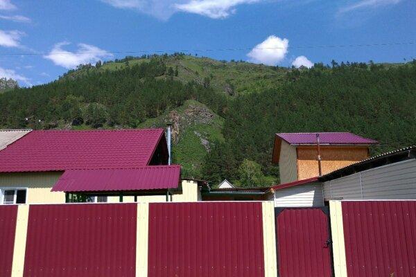 Дом, 60 кв.м. на 10 человек, 3 спальни, Восточная улица, 20, Чемал - Фотография 1