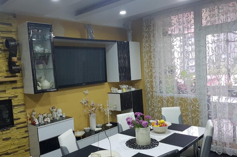 5-комн. квартира, 140 кв.м. на 9 человек, улица Инасаридзе, 4, Батуми - Фотография 3