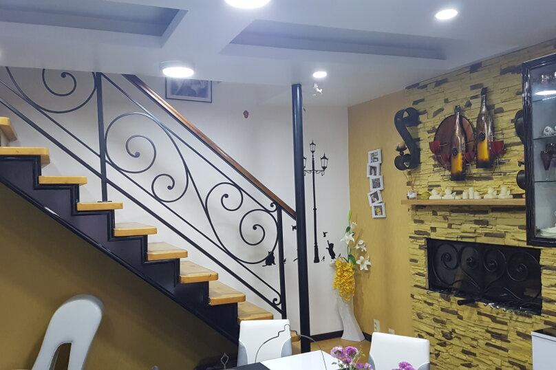 5-комн. квартира, 140 кв.м. на 9 человек, улица Инасаридзе, 4, Батуми - Фотография 6