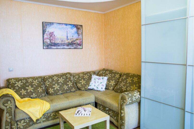 1-комн. квартира, 40 кв.м. на 3 человека, улица Маяковского, 20, Омск - Фотография 9