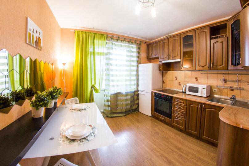 1-комн. квартира, 40 кв.м. на 3 человека, улица Маяковского, 20, Омск - Фотография 13