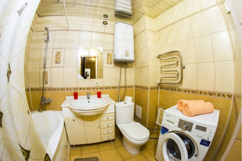1-комн. квартира, 40 кв.м. на 3 человека, улица Маяковского, 20, Омск - Фотография 17