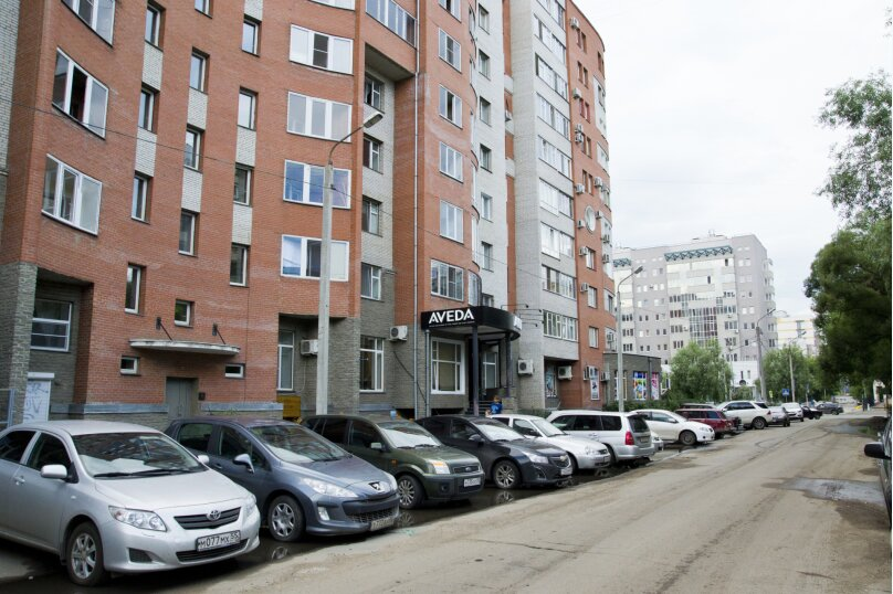 1-комн. квартира, 40 кв.м. на 3 человека, улица Маяковского, 20, Омск - Фотография 21