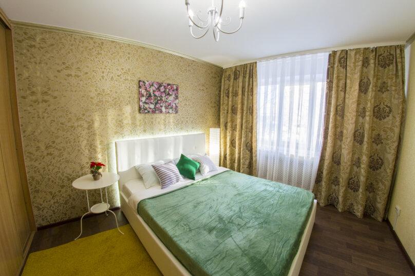 2-комн. квартира, 50 кв.м. на 4 человека, улица Красный Путь, 65, Омск - Фотография 6