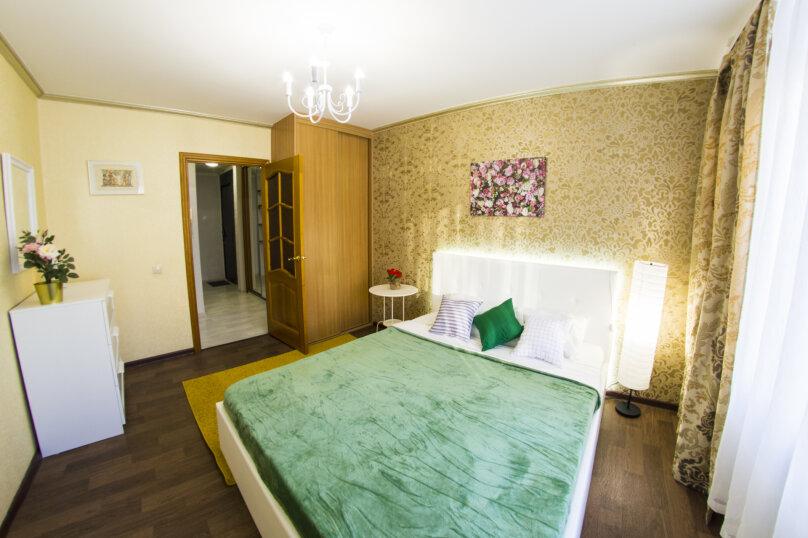 2-комн. квартира, 50 кв.м. на 4 человека, улица Красный Путь, 65, Омск - Фотография 8