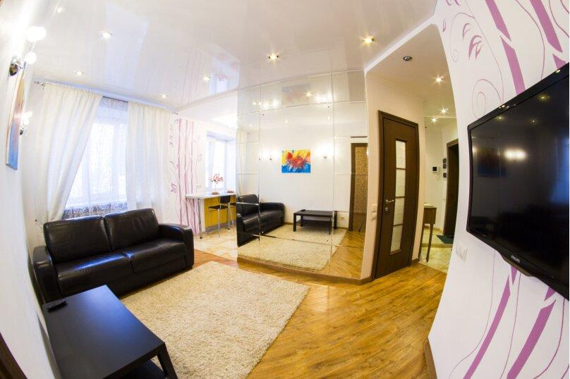 2-комн. квартира, 42 кв.м. на 4 человека, Тимуровский проезд, 4, Омск - Фотография 8