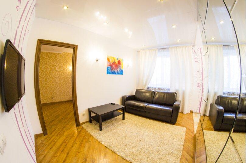 2-комн. квартира, 42 кв.м. на 4 человека, Тимуровский проезд, 4, Омск - Фотография 9