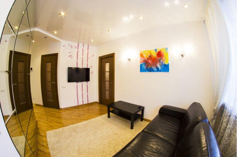 2-комн. квартира, 42 кв.м. на 4 человека, Тимуровский проезд, 4, Омск - Фотография 10