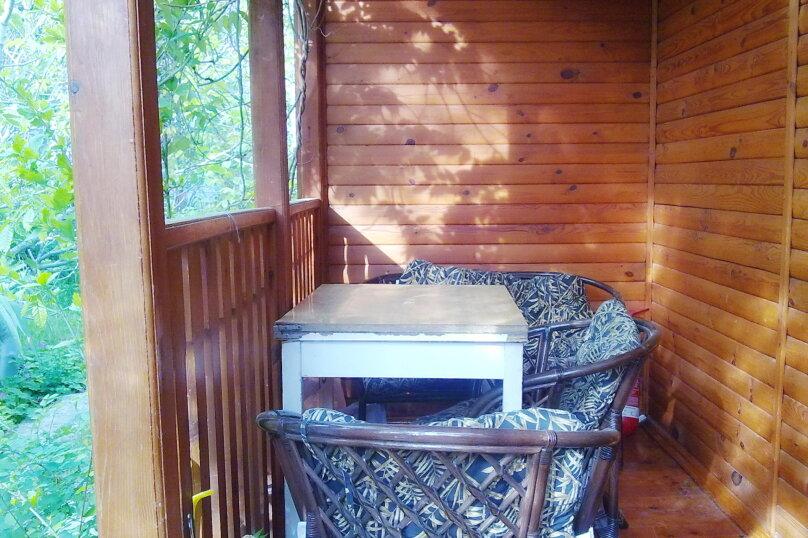Садовый домик, 50 кв.м. на 3 человека, 1 спальня, Космонавтов, 26 В, Форос - Фотография 17