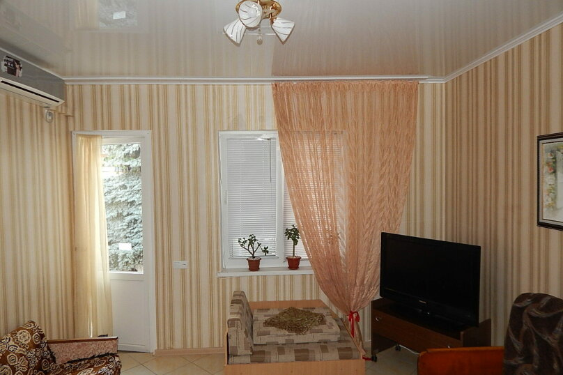 Отдельная комната, Набережная, 16, поселок Приморский, Феодосия - Фотография 1