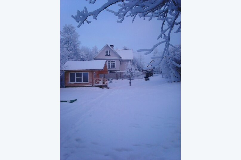 Дом, 90 кв.м. на 8 человек, 3 спальни, поселок Машезеро, 14, Петрозаводск - Фотография 90