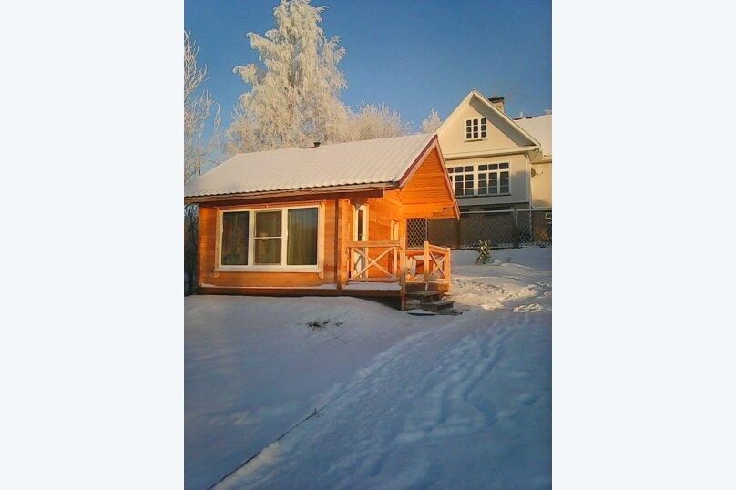 Дом, 90 кв.м. на 8 человек, 3 спальни, поселок Машезеро, 14, Петрозаводск - Фотография 91