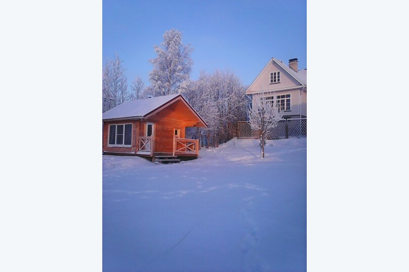 Дом, 90 кв.м. на 8 человек, 3 спальни, поселок Машезеро, 14, Петрозаводск - Фотография 92