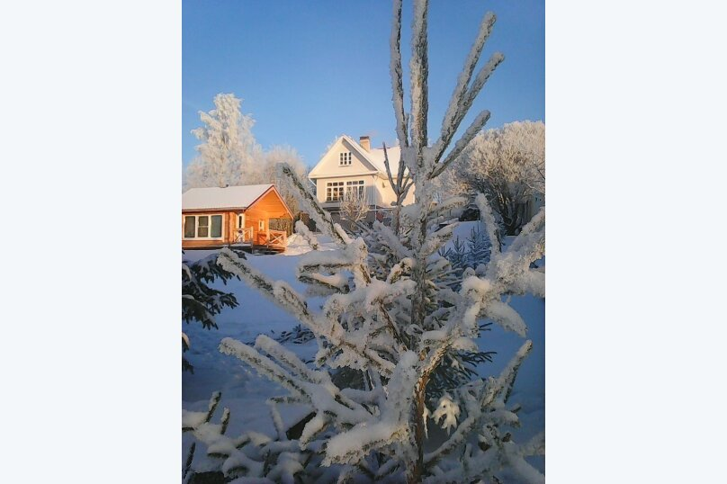 Дом, 90 кв.м. на 8 человек, 3 спальни, поселок Машезеро, 14, Петрозаводск - Фотография 100