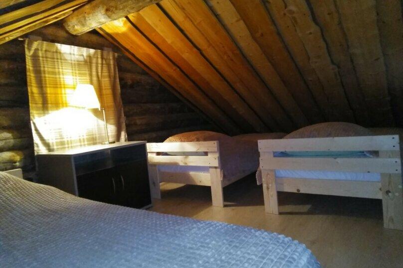 Дом, 65 кв.м. на 5 человек, 2 спальни, Ёршнаволок, 38, Пряжа - Фотография 4